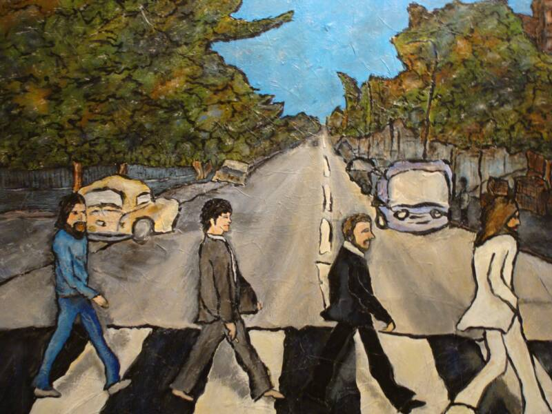 After Abbey Road, Barbara AG Riddle